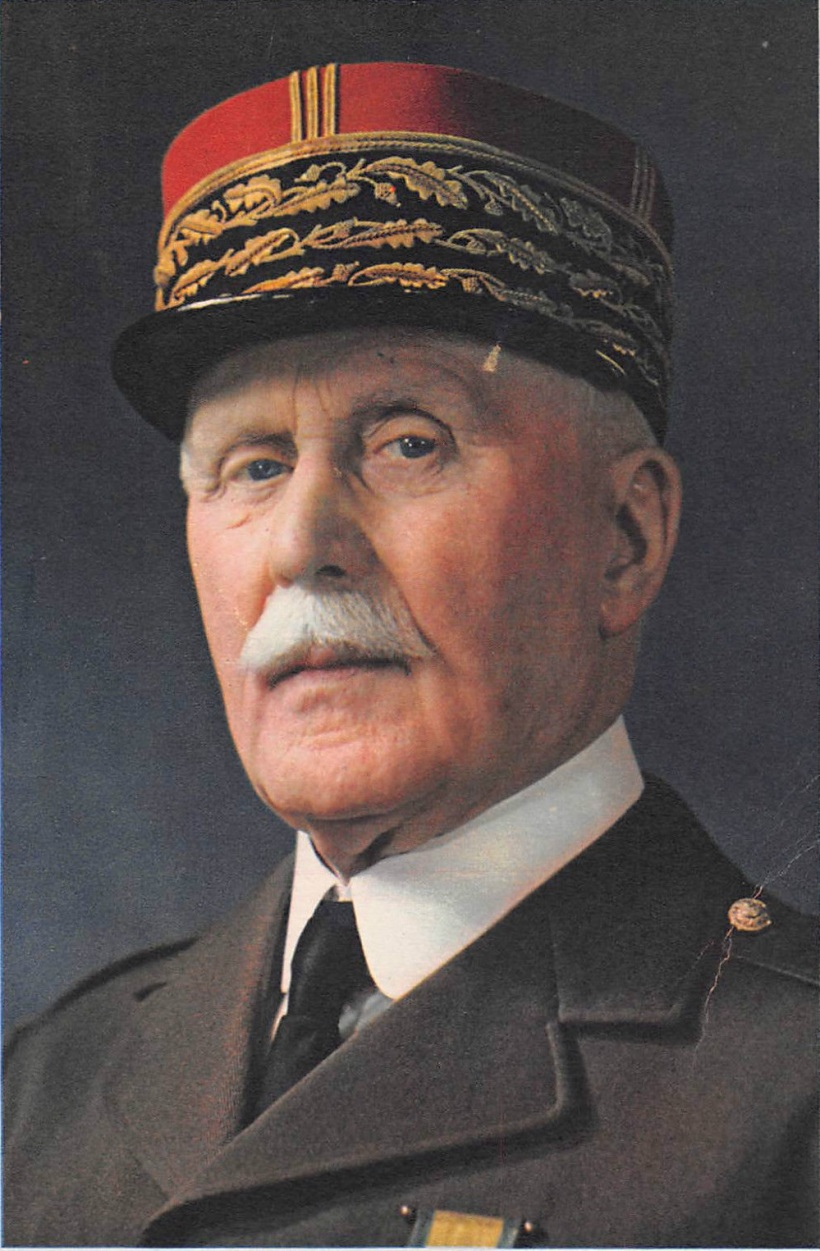 Philippe Petain Vichy