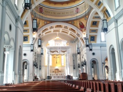 Knoxville cathedral nave