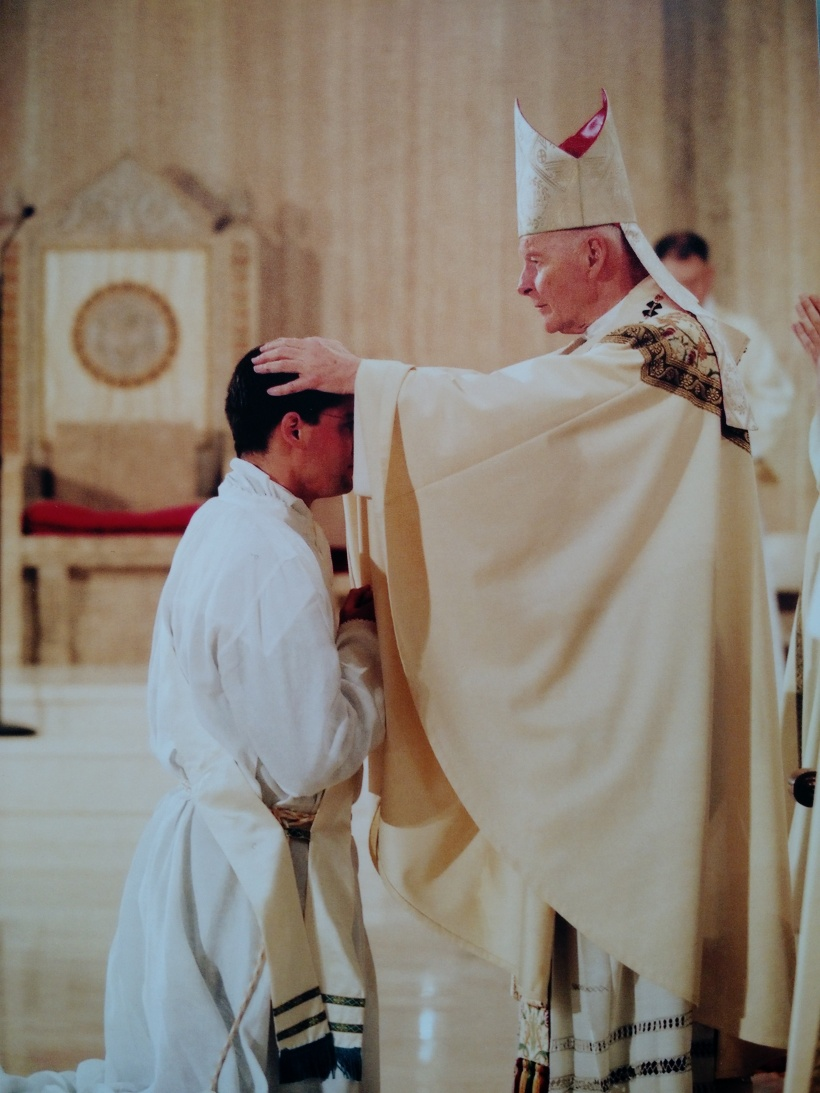 McCarrick ordination