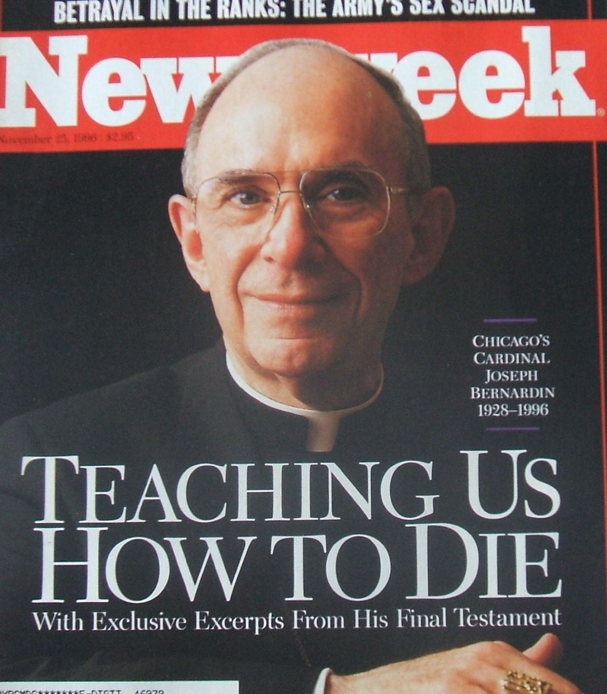 Bernardin Newsweek