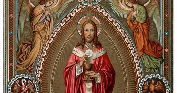 Chris the priest