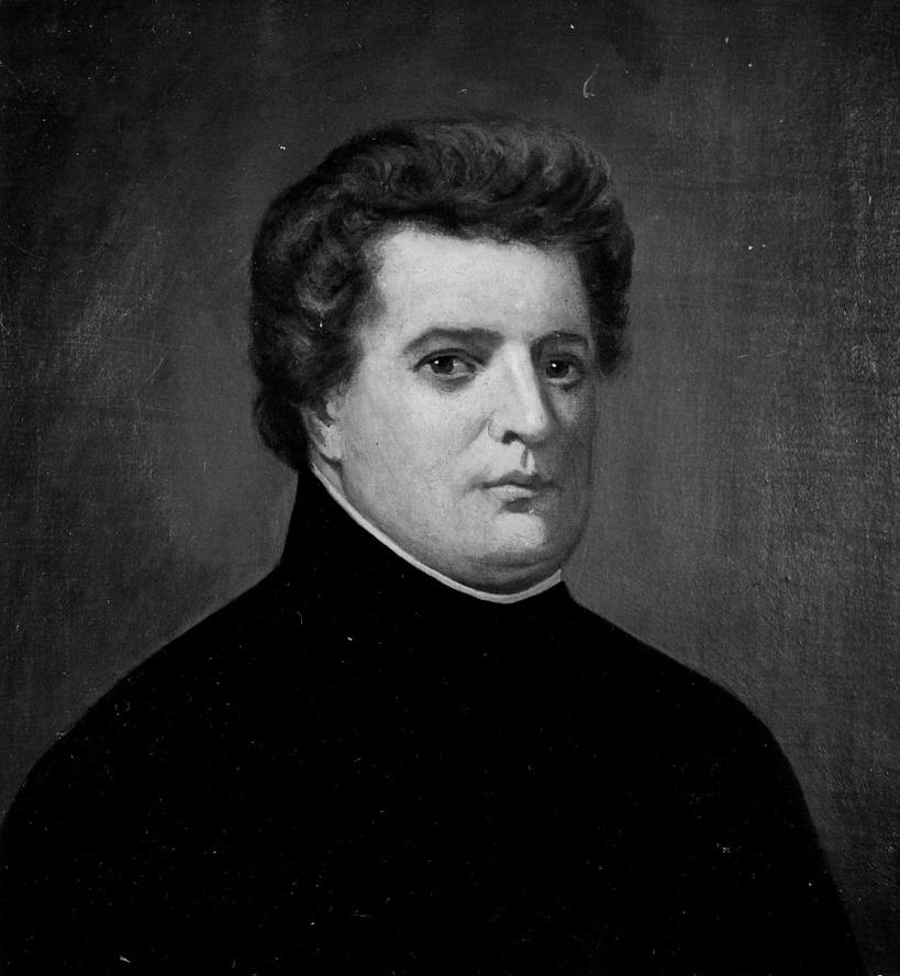 Fr Thomas Mulledy SJ