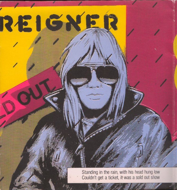 Foreigner Jukebox Hero