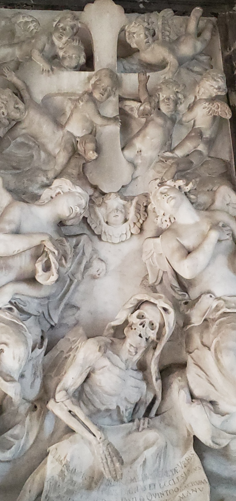 Triumph of the Cross San Pietro di Castello Venice