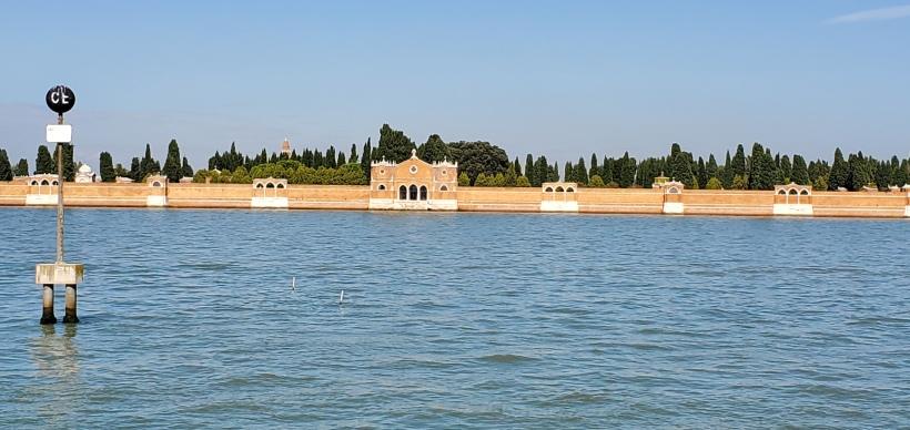 Cimiterio Paolo Sarpi Venice