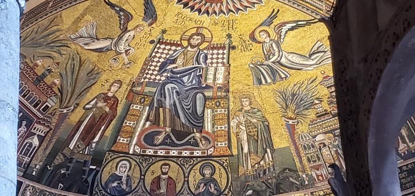 Basilica Ambrogio mosaic.jpg