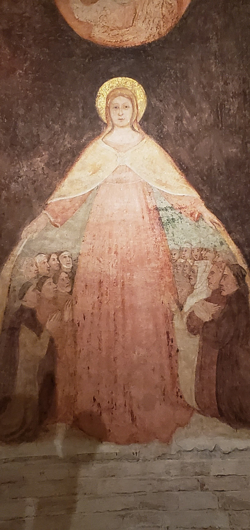 blessed mother of the church
