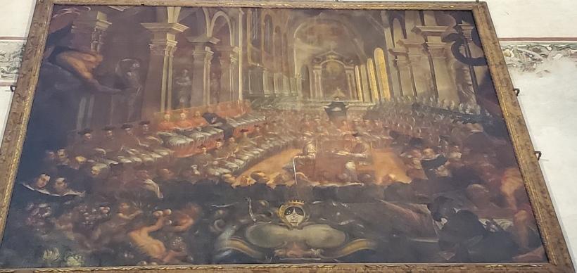 san anastasia council of trent
