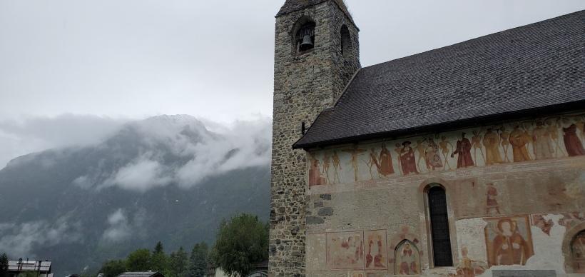 San Vigilio en Pinzolo