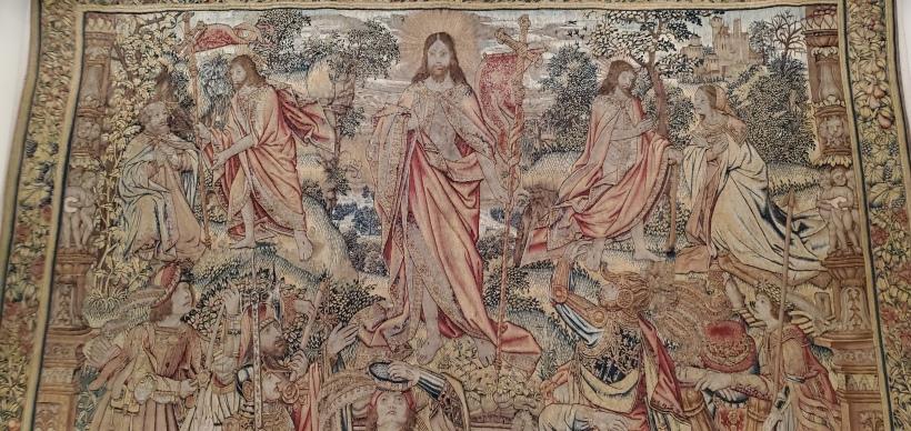 tapestry Trent resurrection