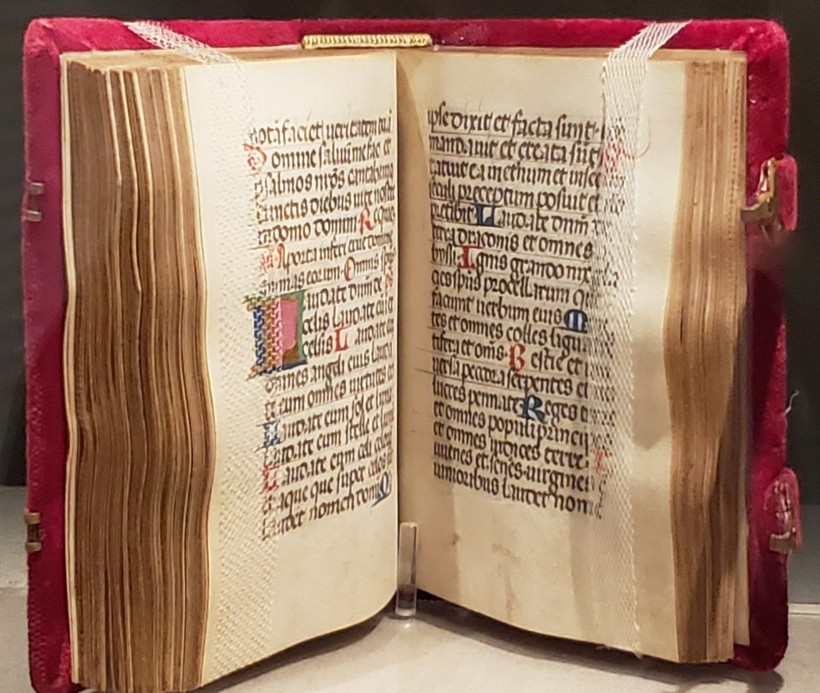 Trent breviary