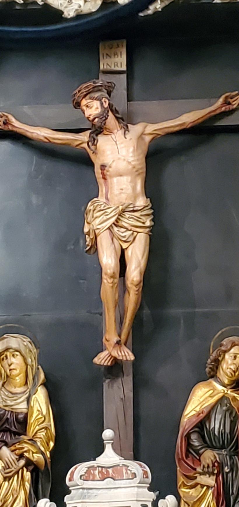 Trent council crucifix