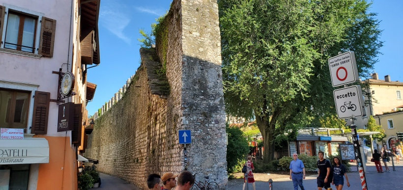 trent wall