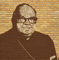 Carroll Dozier mural