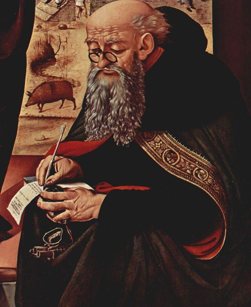 Piero di Cosimo St Anthony