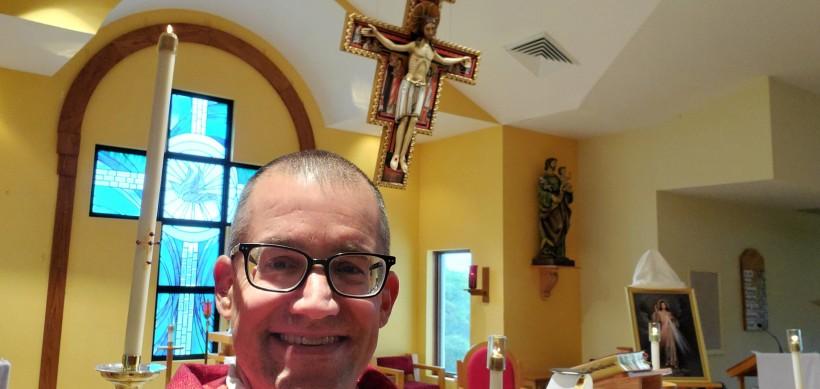 St. George day selfie