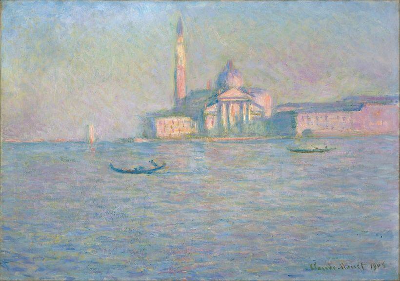 Claude Monet San Giorgio Maggiore
