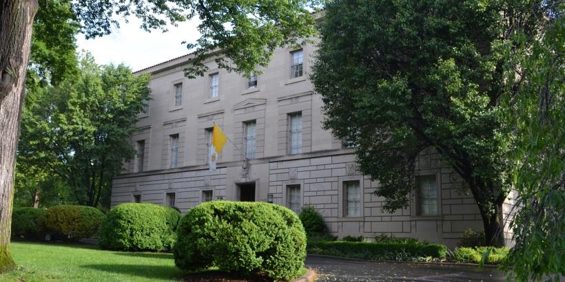 Apostolic Nunciature Mass Ave Washington DC