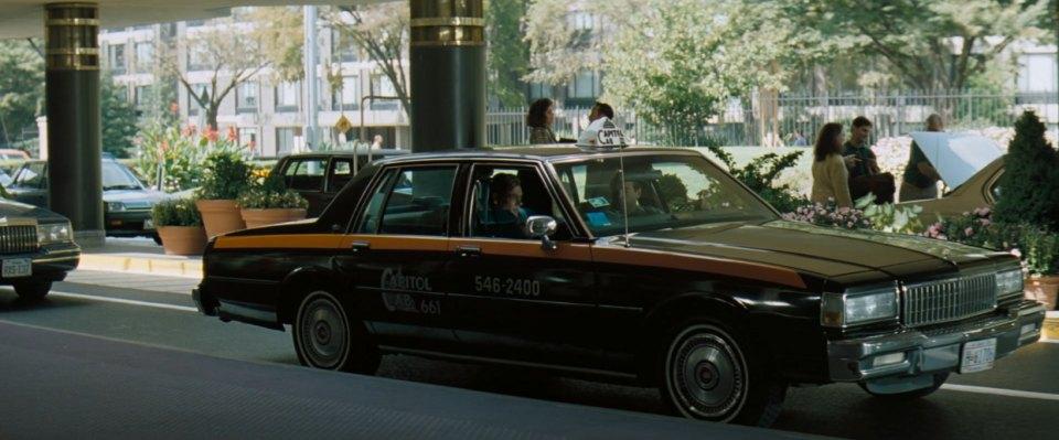 Capitol Cab