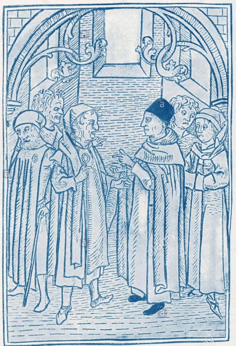 Peter Schwarz Disputation between Jewish and Christian theologians