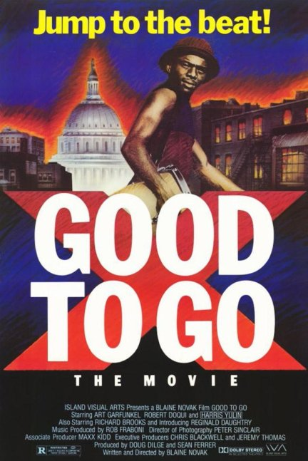 Good to Go movie poster