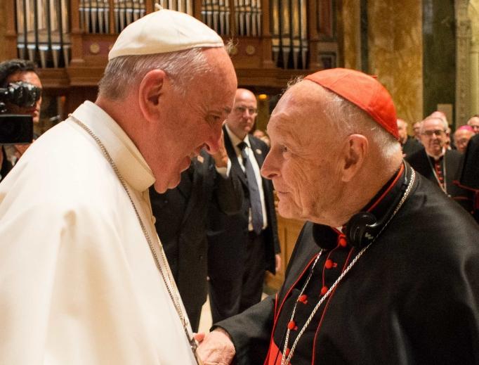 pope francis mccarrick