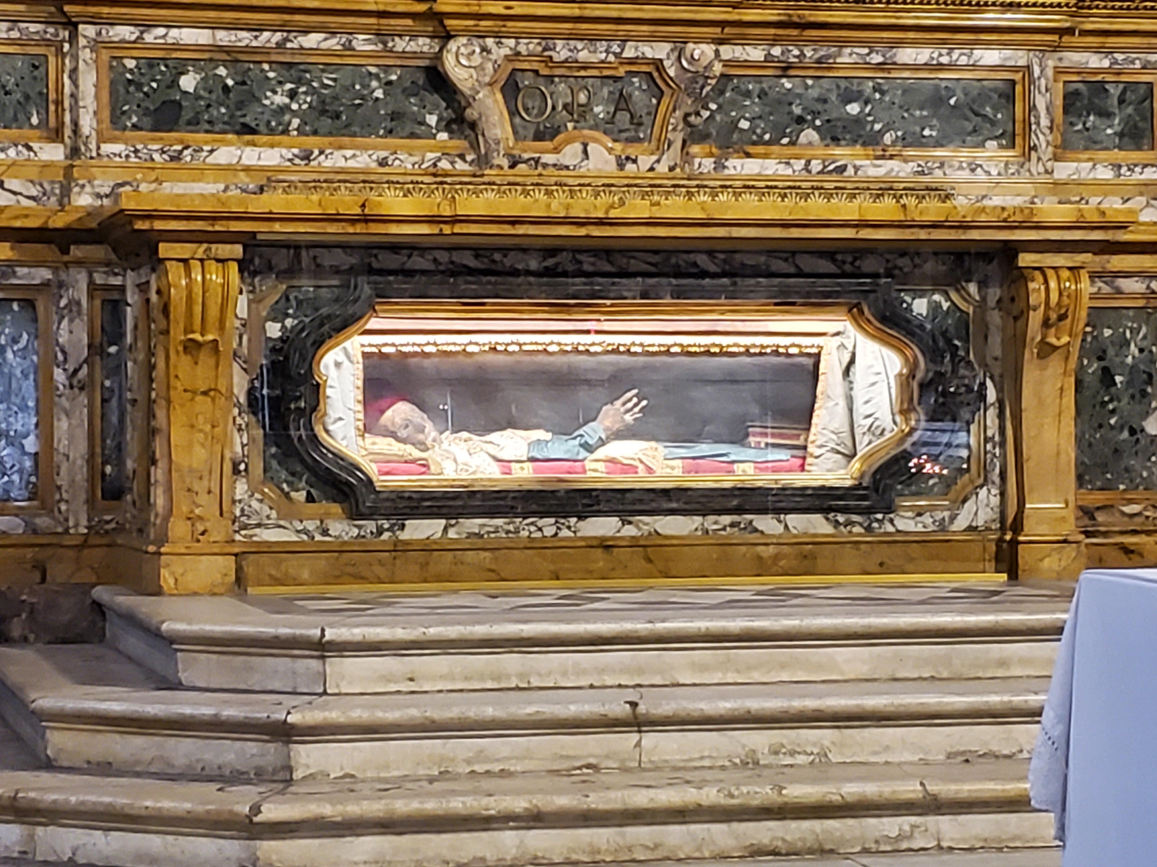 San Davino of Armenia Lucca San Michele basilica