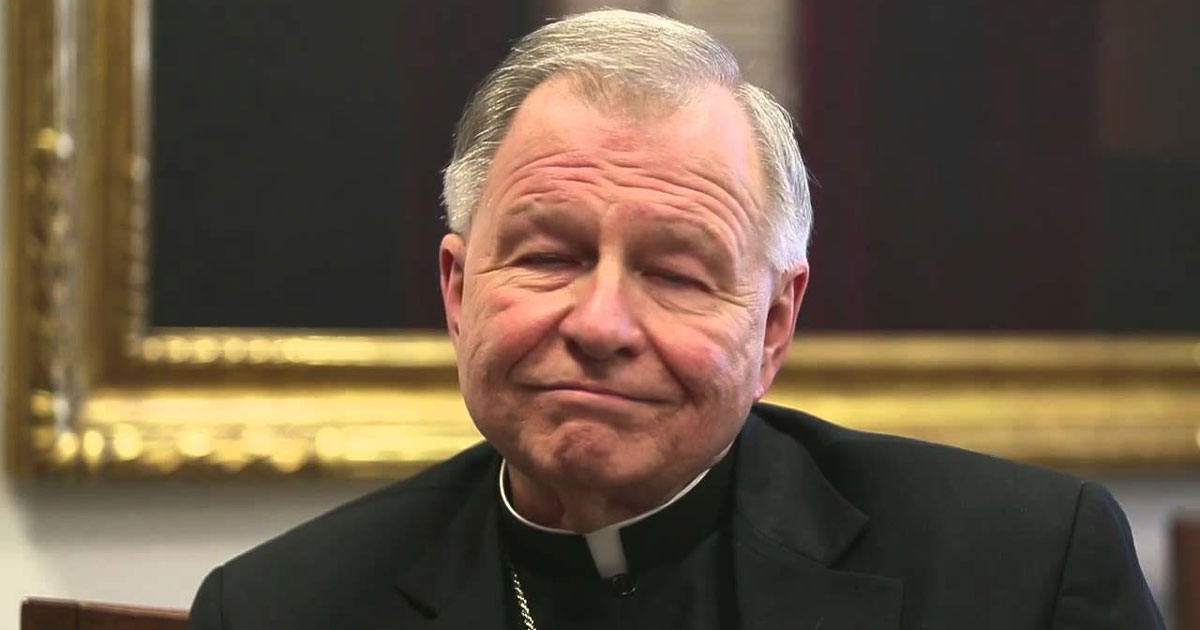Archbishop Gregory Aymond of New Orleans