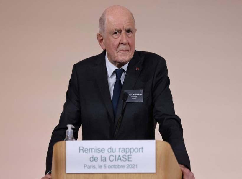 Jean Marc Sauve CIASE France abuse